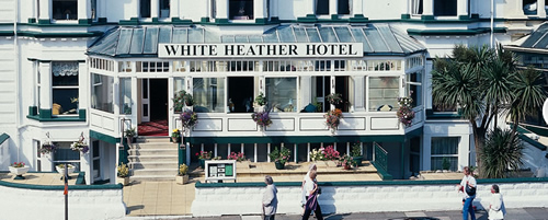 White Heather Hotel Llandudno